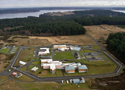The civil-commitment program's annual budget is about $50 million, which includes operation of the center on McNeil Island, along with legal costs that take almost a quarter of the budget.