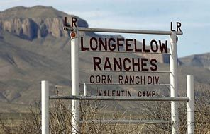 Bezos bought the Longfellow Ranches in West Texas to establish a testing site for private commercial space travel.