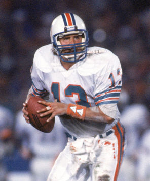 Dan Marino went to the Super Bowl as a Dolphins rookie, but never made it back again.