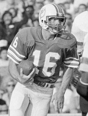 Dolphins QB David Woodley, Dan Marino's predecessor, played in Super Bowl XVII.