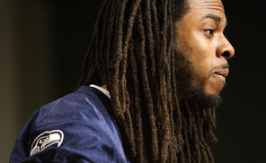 "Richard Sherman says he will learn from critics' comments and maybe choose his words more carefully in similar situations, but, ""You can't be anyone else."""