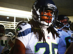 Seahawks cornerback Richard Sherman, seen before  an exhibition game against San Diego, has had a quiet season until now. But the wild passion and  bravado he let loose in a brief interview after the NFC Championship Game were a glimpse into how he plays the game.