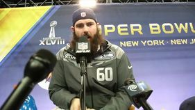 Play video: Seahawks Media Day