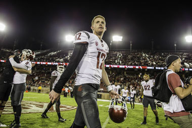 <strong>Video</strong>: Former Washington State Quarterback Connor Halliday sat down with Times reporter Bob Condotta at the NFL Combine to talk about his road to recovery after suffering a broken ankle during his senior season with the Cougars.